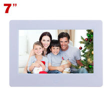 Free Shipping DHL 16pcs/lot 7inch TFT-LCD Digital Photo Frame 7