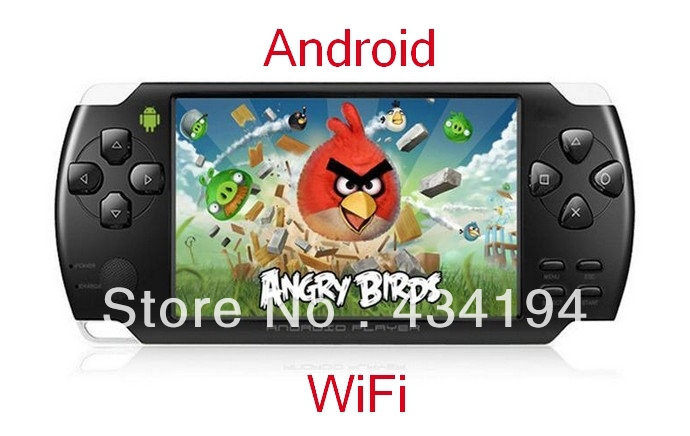 4.3 Inch android Handheld Game Player WIFI/Video /Camera/ free Console Multimedia - SkyFiy store