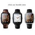 Bluetooth 4 0 SmartWatch U11C Smart Watch Phone Leather Strap watches Support SIM TF Card Camera