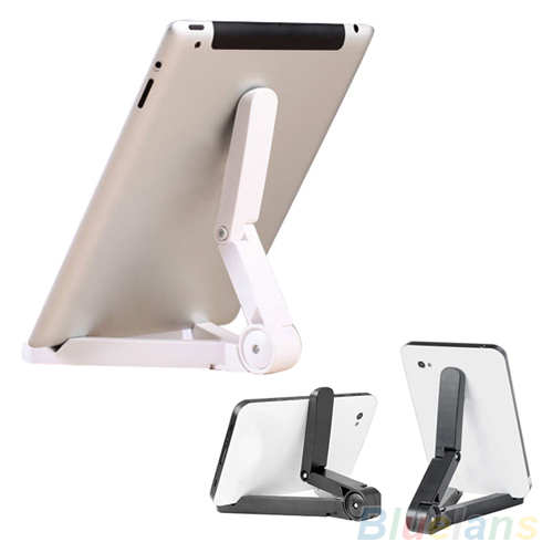 Foldable Adjustable Stand Bracket Holder Mount for Apple iPad Tablet PC 2MAF 488E