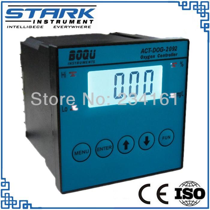 Online dissolved oxygen meter DO meter dissolved oxygen sensor oxygen controller(Germany)