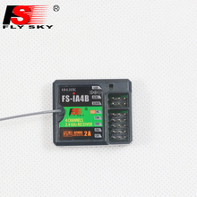 Free Shipping FS-IA4B 2.4G 4CH Receiver PPM Output with IBus Port for Flysky I4 I6 I10 IT4S Transmitter