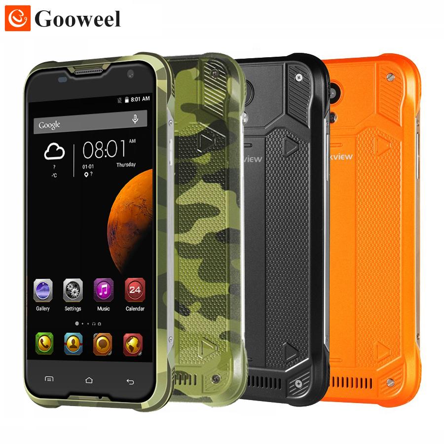 Original Blackview BV5000 Waterproof Mobile Phone 5.0 inch Quad Core smartphone 2GB RAM 16GB ROM Android 5.1 Dual SIM Cell Phone(China (Mainland))