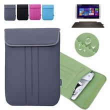 "For HP ENVY/ Split/ Spectre/ Pavilion x2 x360 13 13.3"" Computer Case Laptop Bag Vertical Sleeve Neoprene Protective Skin Cover"
