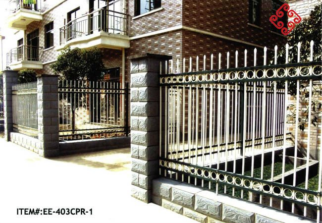 Beautiful Fencing For Your Luxury Villa In Fencing