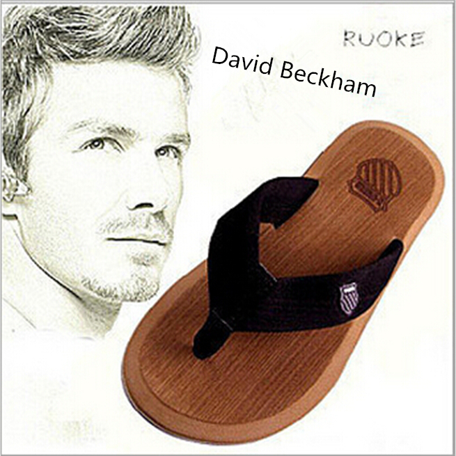 2015 New Summer Men Sandals,Soft Flip Flops,EVA Massage Beach Flat Shoes For Men Size 40-44(China (Mainland))