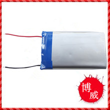606090 ultrathin polymer lithium battery 3.7V polymer lithium ion battery