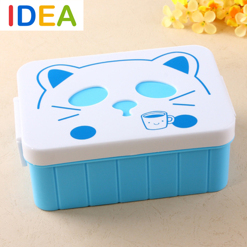 idea kawaii panda japanese bento lunch box microwaveable bento box sushi food container. Black Bedroom Furniture Sets. Home Design Ideas