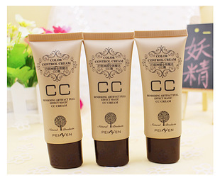 CC cream 30 ml moisturizing whitening the flaw Carry bright color of skin Render the frost Invisible Pores(China (Mainland))