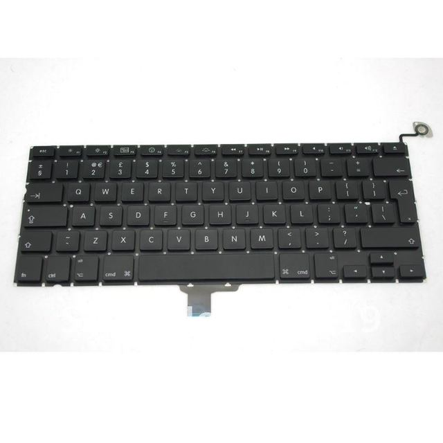"Orgina New 13"" UK Keyboard for Macbook Pro A1278 MC374 MB990 MC700 MB466"