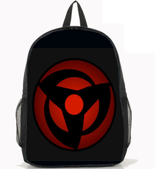 Hot Cartoon Naruto Bag School For Boys And Girls With Personal Design School Backpacks Free Shipping(China (Mainland))
