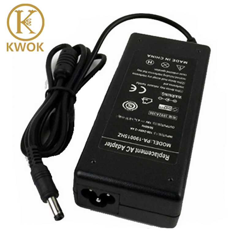 19V 4.74A Laptop Power Adapter 90W Charger For Toshiba Notebook Power Supply 19V 4.74A Laptop L700 L600 Notbok Charger(China (Mainland))