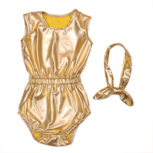 Fashion New Spring Summer Romper Soft Leather Similar Baby Rompers bebes Newborn Boy Girl Jumpsuit Party Next Clothes(China (Mainland))