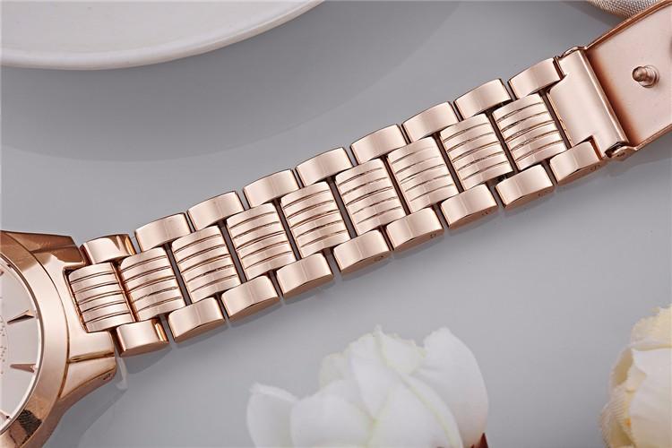 Новые часы золото мода мужчины часы полный золота нержавеющей стали кварцевые часы наручные часы оптовая продажа KEZZI золотые часы мужчины k1174