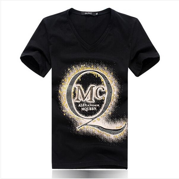 Мужская футболка KKK 2015 T v/T l 4XL l 4xl h52