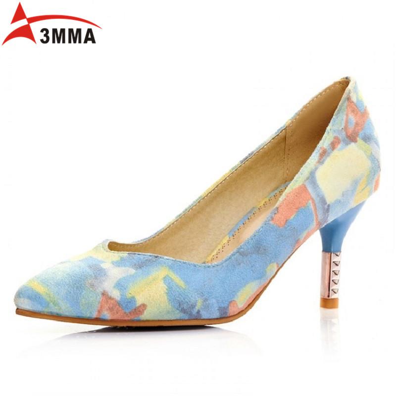 Online Get Cheap Kitten Heel Shoes Floral -Aliexpress.com