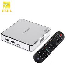 ZIDOO X6 PRO Android 5.1 TV Box RK3368 Octa Core 2GB 16GB Gigabit Ethernet HDMI 2.0 4K KODI 16.0 Aluminium Eurpean IPTV BOX(China (Mainland))