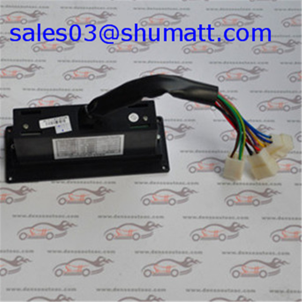 Bus air conditioning parts bus climate Control Panel Thermo Control Panel for bus(China (Mainland))