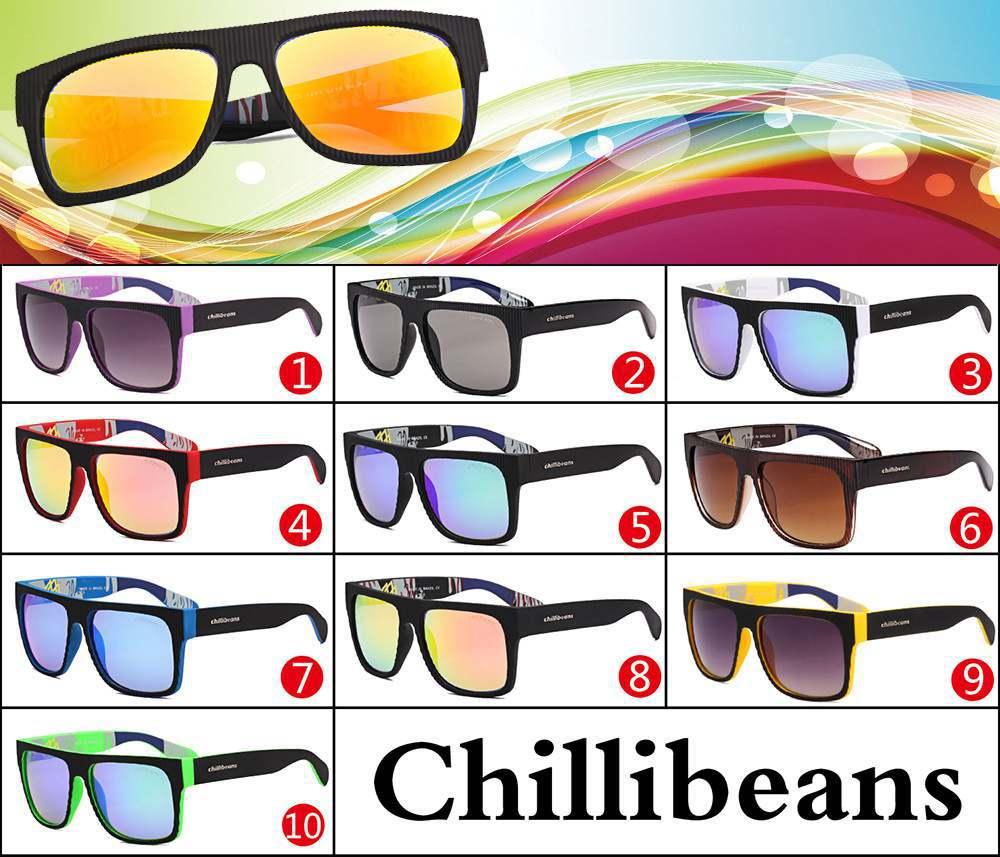 879d8608d9 2019 Wholesale Fashion Brand Road Bike Chilli Beans Sunglasses Men ...