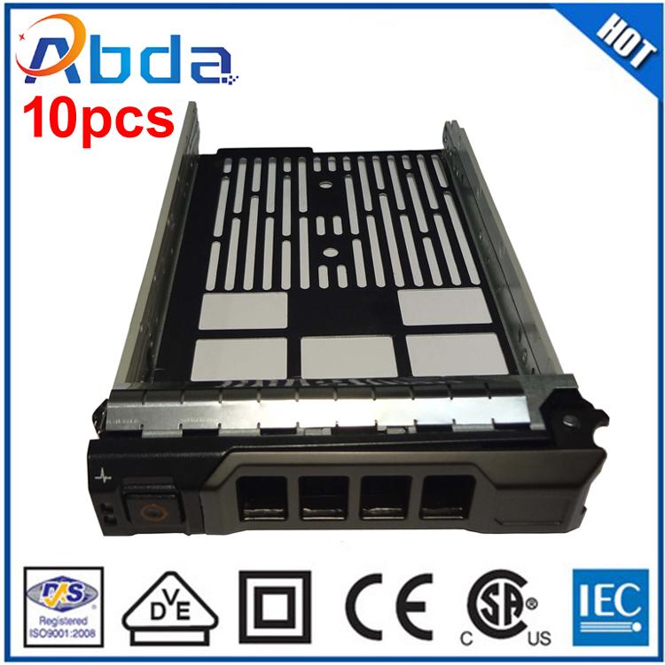 DHL/Fedex Free Shipping New 0KG1CH 3.5 inch Sff SAS SATA HDD Hard Disk Bracket Tray Caddy For Dell Server(China (Mainland))