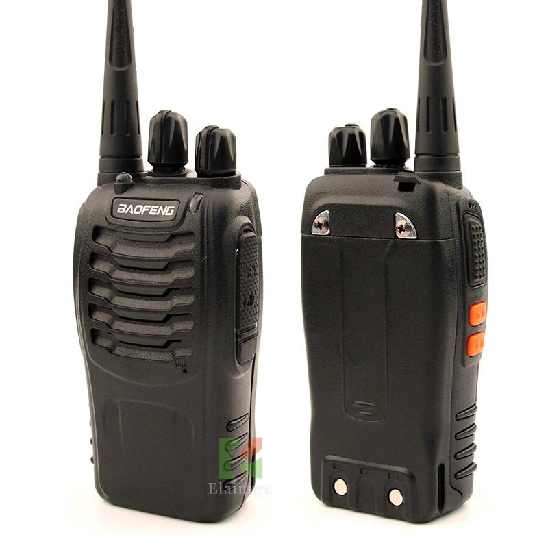 Baofeng BF-888S walkie talkie Handheld 400-470MHz Two-way handy Radio pofung 888s Portable CB Radio dual band 1500mAh CTCSS(China (Mainland))