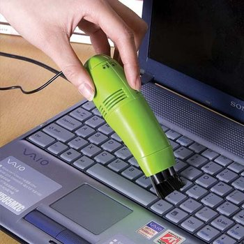 Free shipping USB cleaner  laptops brush,electric vacuum cleaner USB 2.0 Mini Vacuum Cleaner for Keyboard