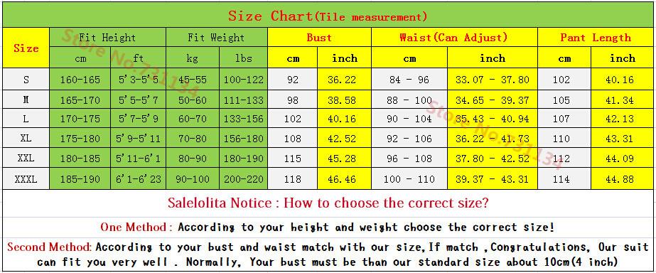size chart-salelolita