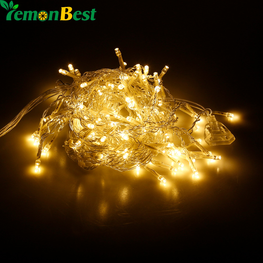Christmas Decoration 3.5m Droop 0.3-0.5m Curtain Icicle String Led Lights AC220V For Outdoor New Year Garden Xmas Wedding Party(China (Mainland))
