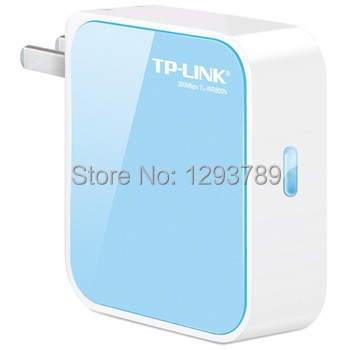 TP-LINK TL-WR800N 300M Mini Wireless Router 3G Wifi Router with AP Repeater,Wholesale Free Shipping(China (Mainland))