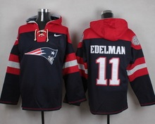New England Patriots,Tom Brady,Rob Gronkowski,Julian Edelman,Danny Amendola customizable Sweater hoodies any name(China (Mainland))