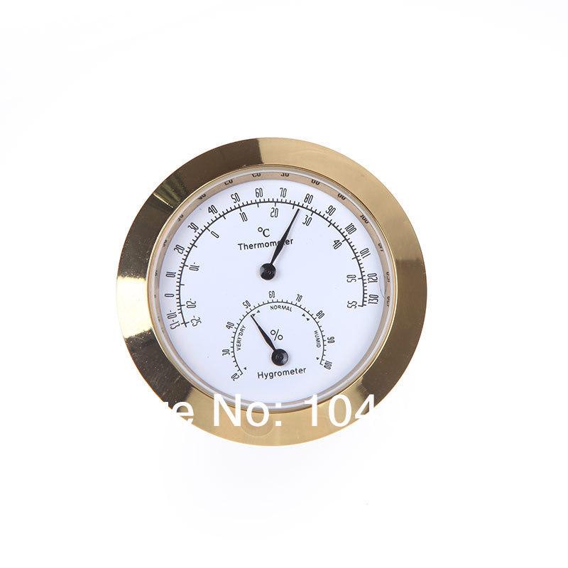 Guitar Violin Thermo Hygrometer moisture meter humidity monitor thermometer(China (Mainland))