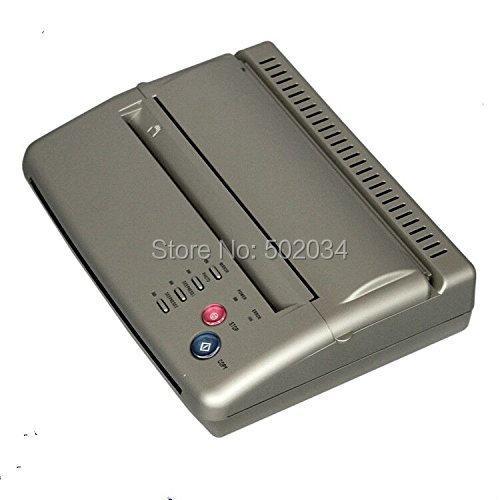 USA Dispatch White Tattoo Thermal Transfer Copier Machine Stencil Flash Printer Hectograph Supplies(China (Mainland))
