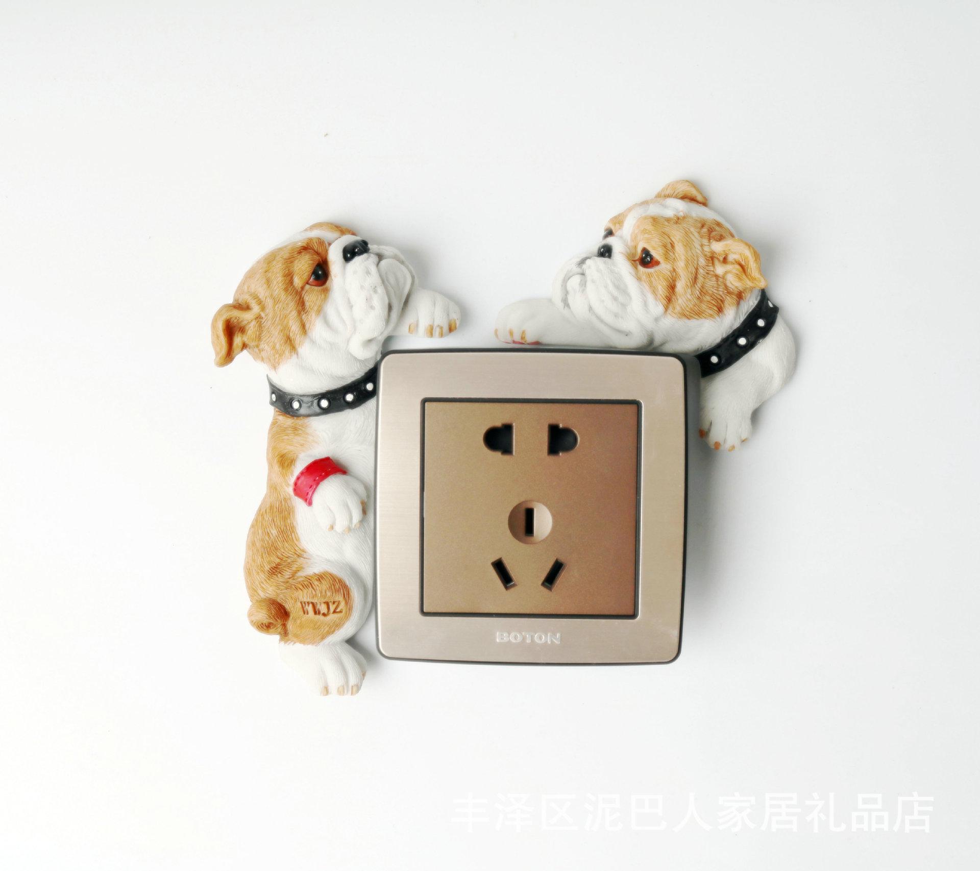 Украшение для выключателя фото