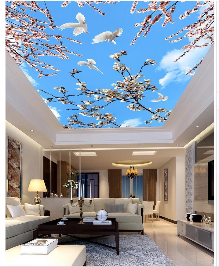 Ciel plafonds promotion achetez des ciel plafonds for Decoration maison plafond