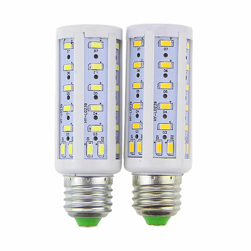 Гаджет  Hot sale lampada led lamp E27 110V - 130V/220v 15w Epistar smd 5730 50led corn light bulb LED Bulbs & Tubes Lumen 1800-2000 Lm None Свет и освещение