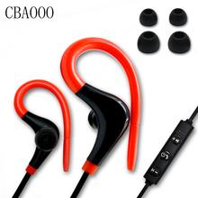 Buy CBAOOO bluetooth earphones 4.1 wireless sports headset stereo sweatproof headphones MIC iphone samsung xiaomi for $5.96 in AliExpress store