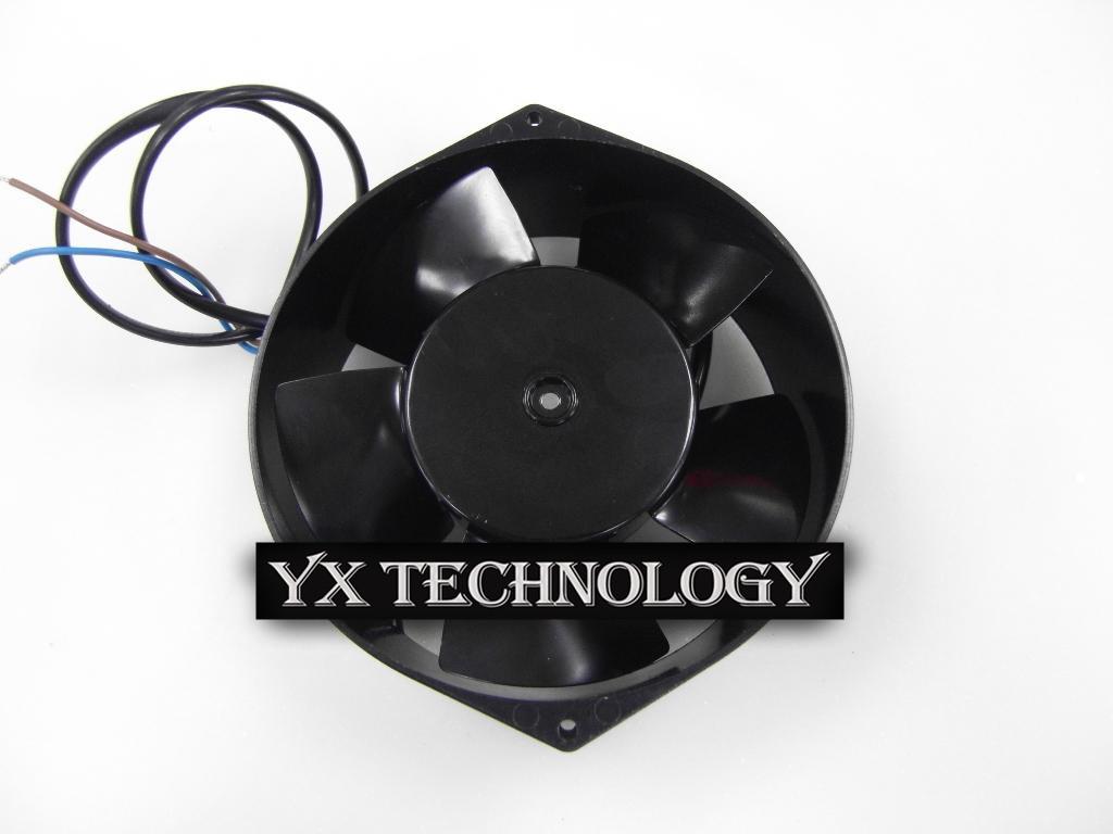 Фотография Iron leaf fan fan SJ1755HA2 15055 high temperature axial fans 172*150*55mm