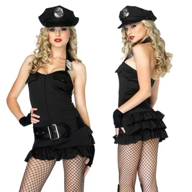 uniforme police français