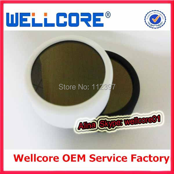 China supplier High Quality Circular Black/White housing 360mAh LIR2477 battery solar cell ibeacon bluetooth ibeacon module(China (Mainland))