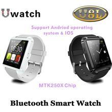 Bluetooth Smart часы у наручные часы U8L Smartwatch спорт громкой связи для iOS Samsung S5 примечание 4 телефон помощник Lenovo Huawei Xiaomi