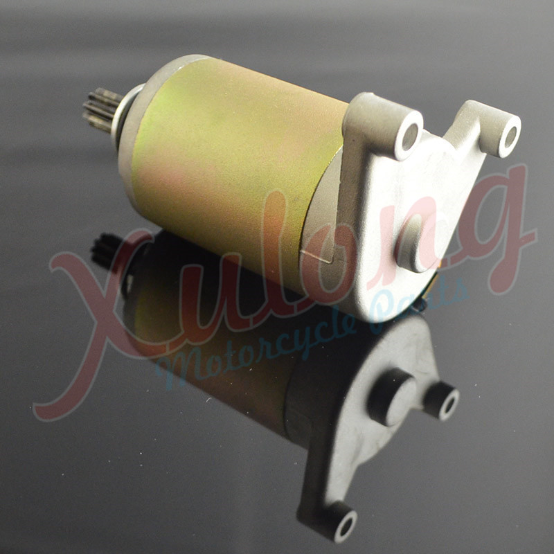 Free Shipping Motorcycle Engine Parts Starter Motor Fit for Suzuki DR200 DR 200 DR200SE 199cc 1996