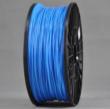 PLA Sky Blue wanhao 3d printer filamnets PLA 1.75mm plastic spool 1kg<br><br>Aliexpress