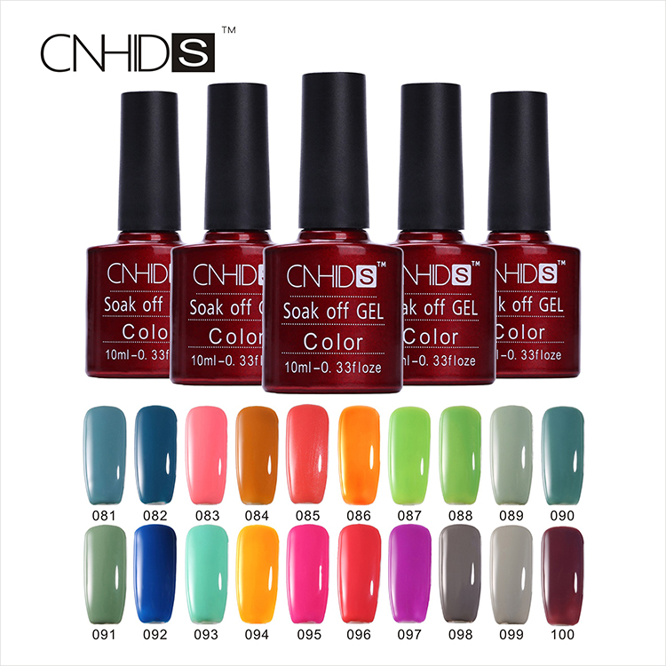 CNHIDS Video teaching manufacturing nail process, fashion Polish light therapy glue LED UV gel 132 color options Free Shipping(China (Mainland))