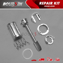 Buy 2002-2005 SEAT IBIZA/ST 6L Door Lock Repair Kit FRONT (left right) lock cylinder for $19.99 in AliExpress store