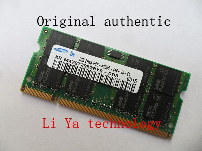 Samsung 1GB DDR2 533 PC2-4200 Notebook memory  Original authentic ram<br><br>Aliexpress