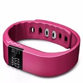 Bluetooth Smart sports bracelet gift silicone wristbands movement pedometer TW64 lovers gifts bracelet for ios android