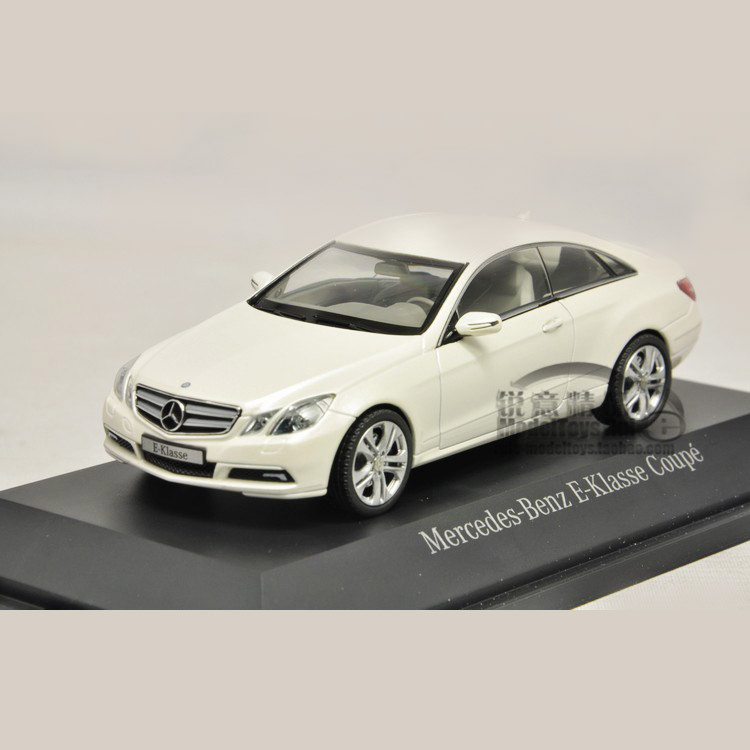 1:43 the German Mercedes Benz factory OEM Benz Shu Ke E Coupe 2009 model cars(China (Mainland))