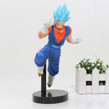 Dragon Ball Z Super Guerra Instinto de UI Ultra Son Gohan Goku Vegetto Troncos Gotenks Action Figure Brinquedos Modelo Figurals Brinquedos(China)