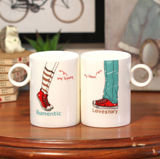 Couples cup 2015 valentine 39 s day ideas home daily cup for Pottery cup ideas