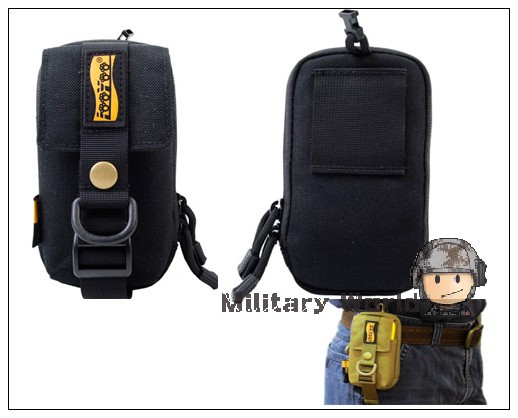 LooYoo A139 Military Tactical Combat 1050D Nylon Big Screen Smart Phone Pouch Case For iphone6/Samsung i9100/i9300/S4(i9500)(China (Mainland))